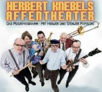 """HERBERT KNEBELS AFFENTHEATER  """"Rocken bis qualmt"""" mit Henjek und Stenjek Popolski"""