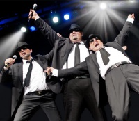 "MEN IN BLACK  ""Let The Good Times Roll"" präsentiert von MagaScene"