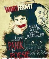 """WORTFRONT  Sandra Kreisler & Roger Stein """"Lieder zwischen Panik und Poesie"""""""