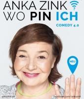 "ANKA ZINK  ""Wo pin ich"" - Comedy 4.0"