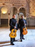 """ANTONIO ANDRADEDUO - FlamencoGitarren-Duo, feat. MIGUEL SOTELO CD-Vorstellung """"Requerdos del Alcázar"""""""