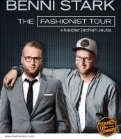 "BENNI STARK ""The Fashionist Tour"" - #kleider. lachen. leute."