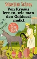 """SEBASTIAN SCHNOY  """"Von Krösus lernen"""" (Kleinkunstfreunde)"""