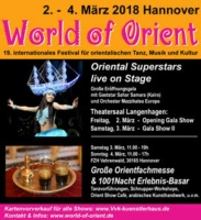 """World of Orient"" (Anzeige)"