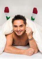 """ROBERTO CAPITONI  """"Italiener schlafen nackt – manchmal auch in Socken"""" - Neues Programm"""