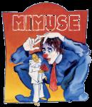 MIMUSE MAXI MIX mit MARTINSIERP, DE FRAUKÜHNE, ARCHIE CLAPP, NAGELRITZ & DIE FISCHFORSCHER, GABOR VOSTEEN