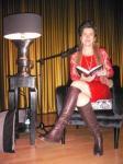 "Angelika Stucke - Lesung mit Musik"" Kaltmond"" Historienroman - Musik ""Spielmann Giacomo"""