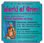 World Of Orient (Inserat) [AUSVERKAUFT]