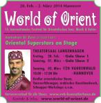 World Of Orient - Gala Show 1  [Anzeige]