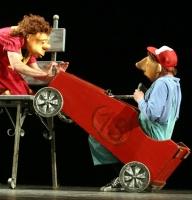 """HABBE & MEIK """"the best.."""" of Maskentheater"""