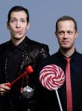 """KORFF & LUDEWIG - Pop-Cabaret """"Weihnachten hat doch mal Spass gemacht"""""""