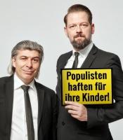 ONKEL FISCH - Hochpolitisches Action-Kabarett.