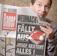 """STEPHAN BAUER """"Weihnachten fällt aus! Josef gesteht alles!"""""""