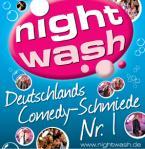 """NightWash Club mit """"Knacki"""" DEUSER, Band """"ALEX FLUCHT"""", JOHANNES FLÖCK, SERHAT DOGAN u.a."""